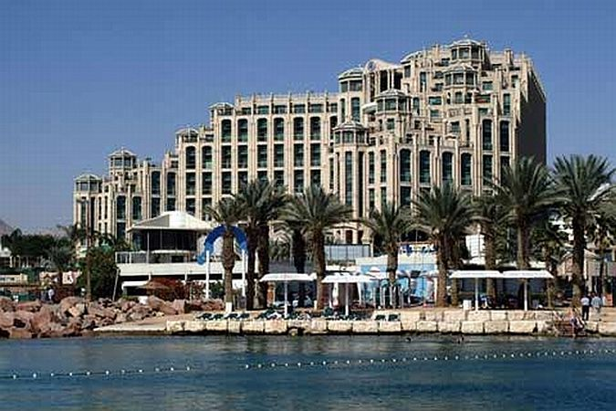 hilton-eilat-building-from-sea